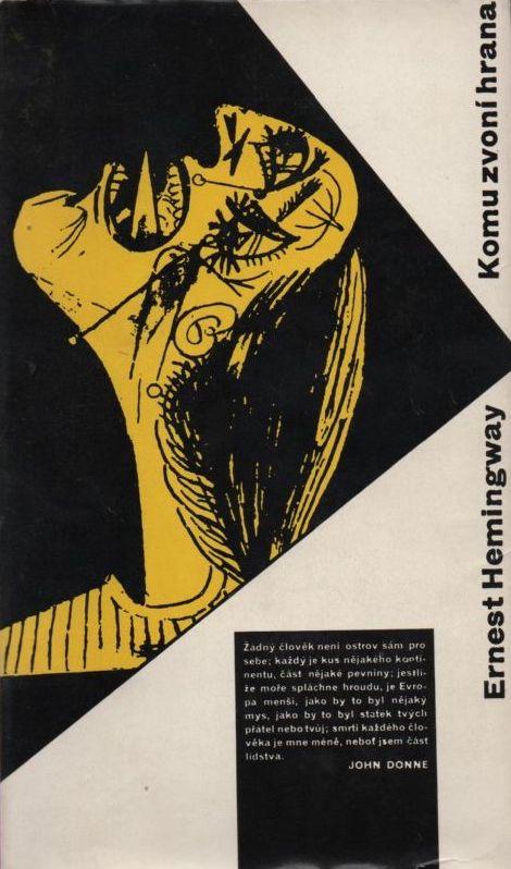 Komu zvoní hrana - Ernest Hemingway /bazarové zboží/