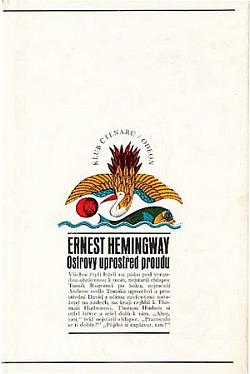 Ostrovy uprostřed proudu - Ernest Hemingway /bazarové zboží/
