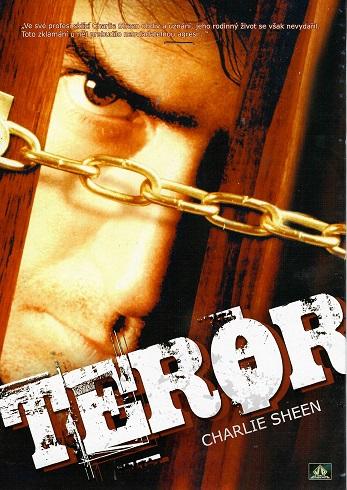 Teror ( Ch. Sheen ) pošetka DVD