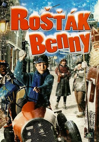 Rošťák Benny ( pošetka ) DVD