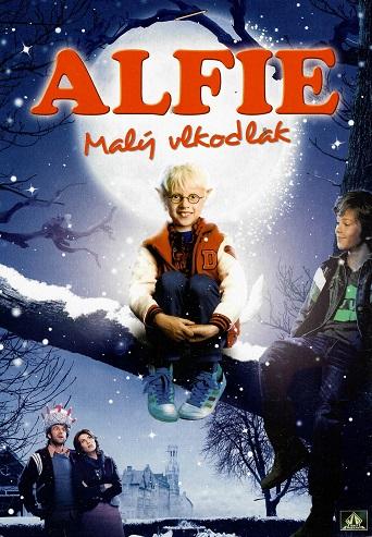 Alfie, malý vlkodlak ( pošetka ) DVD