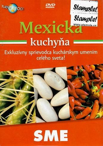Planet food / Mexická kuchyňa ( pošetka ) DVD
