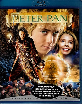 Peter Pan ( blu-ray )