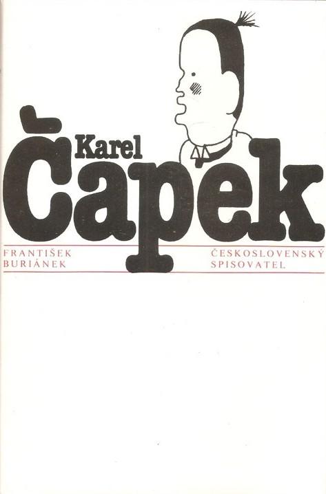 Karel Čapek - František Buriánek /bazarové zboží/