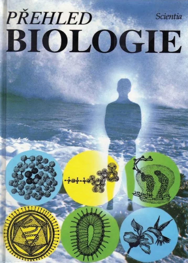 Přehled biologie - Prof. RNDr. Stanislav Rosypal, DrSc. a kol. /bazarové zboží/