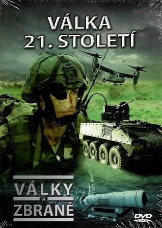 Války a zbraně 48 - Válka 21. století ( DVD + brožurka ) - DVD
