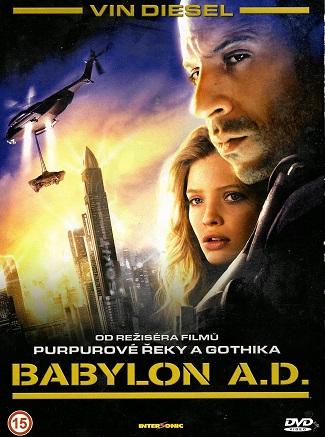 Babylon A.D. ( bazarové zboží ) digipack DVD