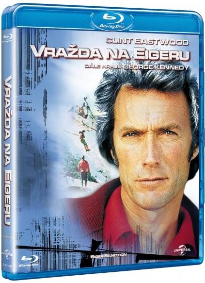 Vražda na Eigeru ( Blu-ray ) - originální znění, titulky CZ