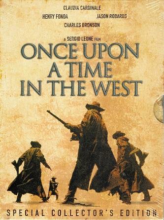 Once upon a time in the west/Tenkrát na západě (2DVD) - originál znění s CZ titulky - DVD