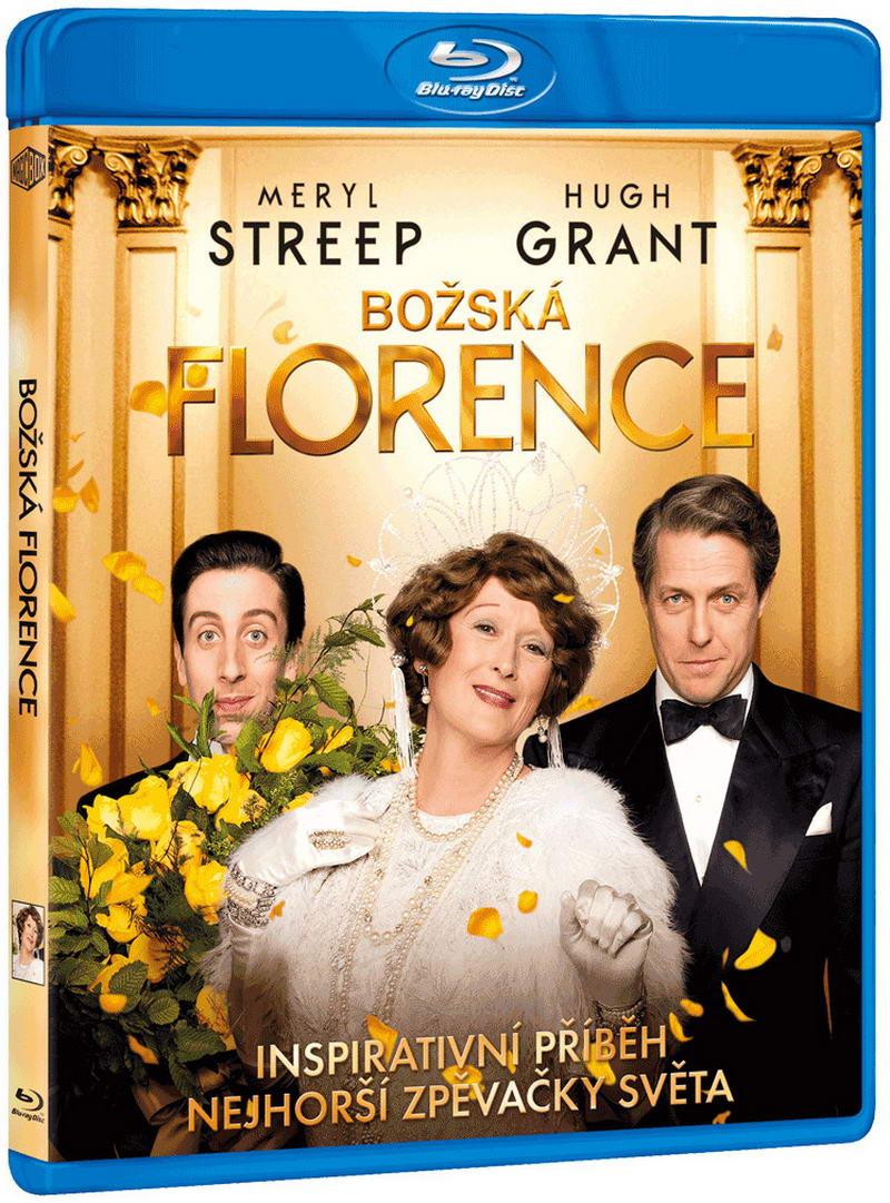 Božská Florence (Blu-ray)