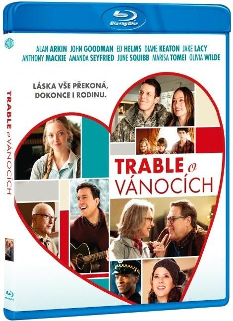 Trable o Vánocích (Blu-ray)