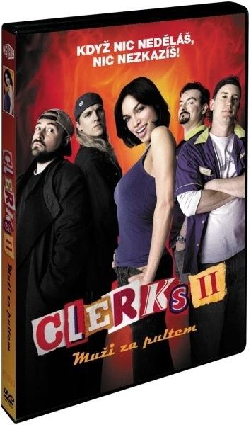 Clerks 2: Muži za pultem ( plast ) DVD