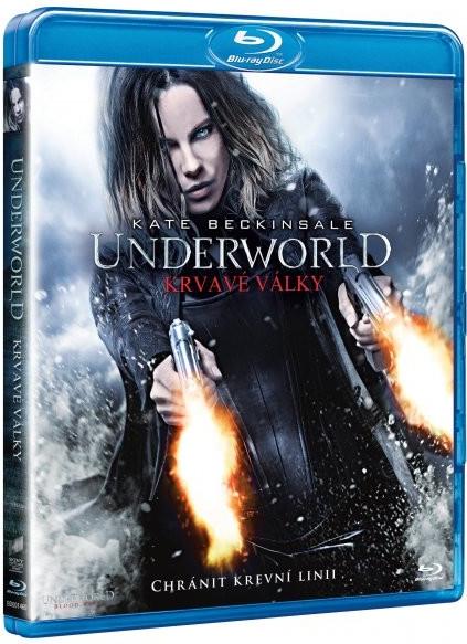 Underworld: Krvavé války ( blu-ray )