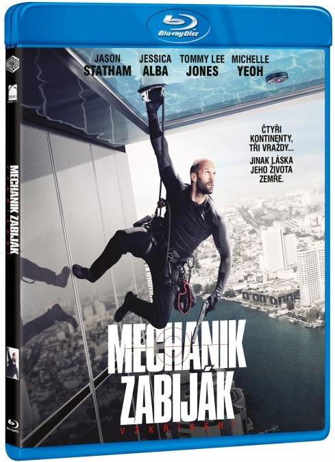 Mechanik zabiják: Vzkříšení (Blu-ray)