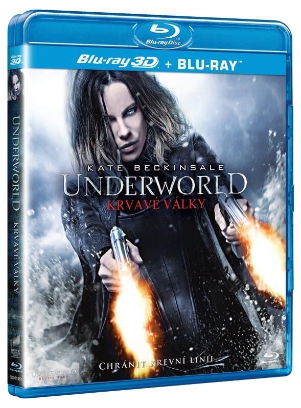 Underworld: Krvavé války ( 3D blu-ray )