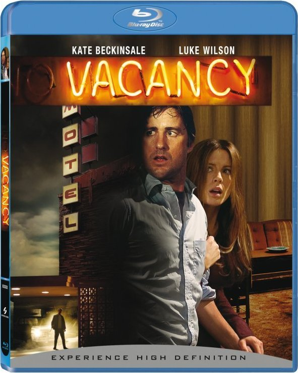 Vacancy / Motel smrti (Blu-ray)