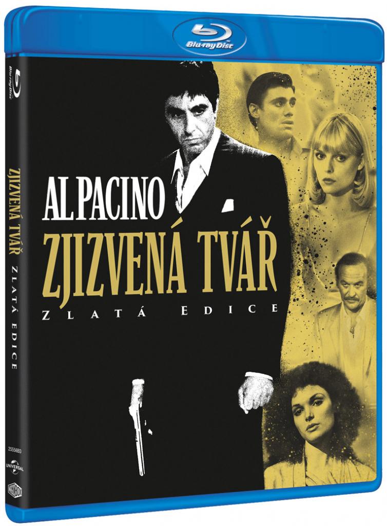 Zjizvená tvář (Blu-ray)