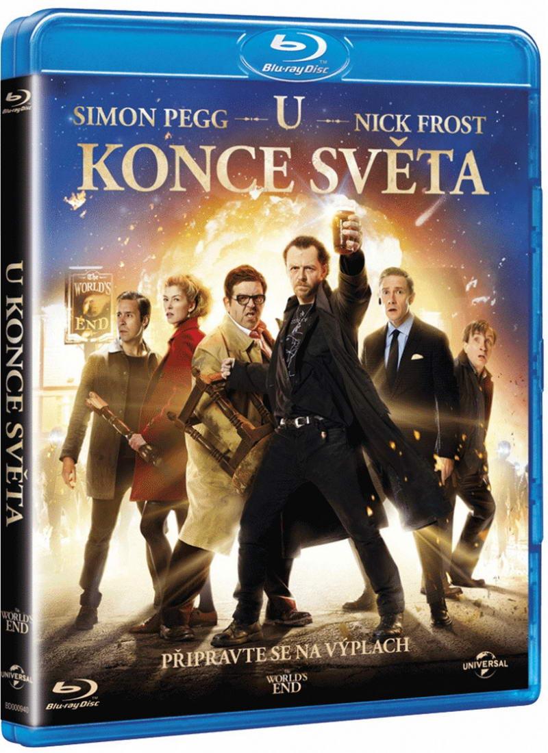 U Konce světa ( Blu-ray )