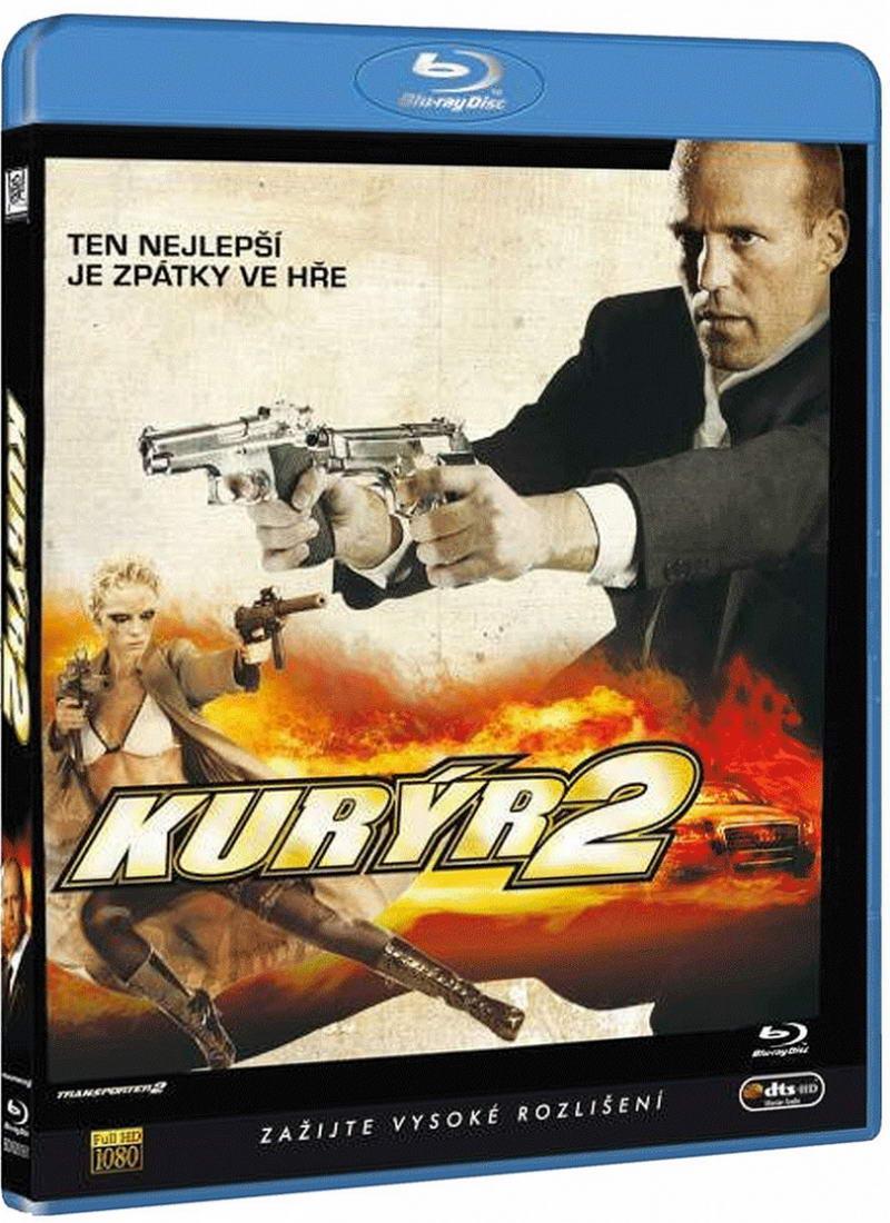 Kurýr 2 ( Blu-ray )