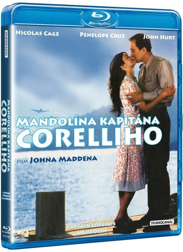 Mandolína kapitána Corelliho ( Blu-ray )