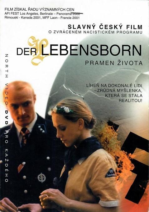 Der Lebensborn - Pramen života ( pošetka ) DVD