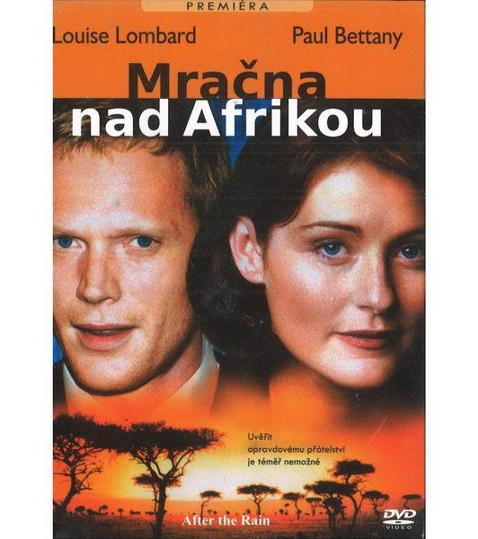 Mračna nad Afrikou -  digipack DVD
