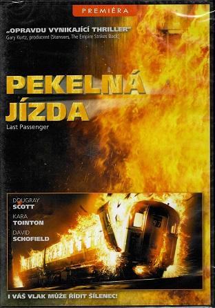 Pekelná jízda ( slim ) DVD