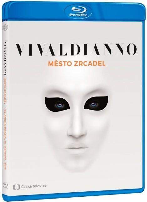 Vivaldianno - Město zrcadel ( blu-ray )