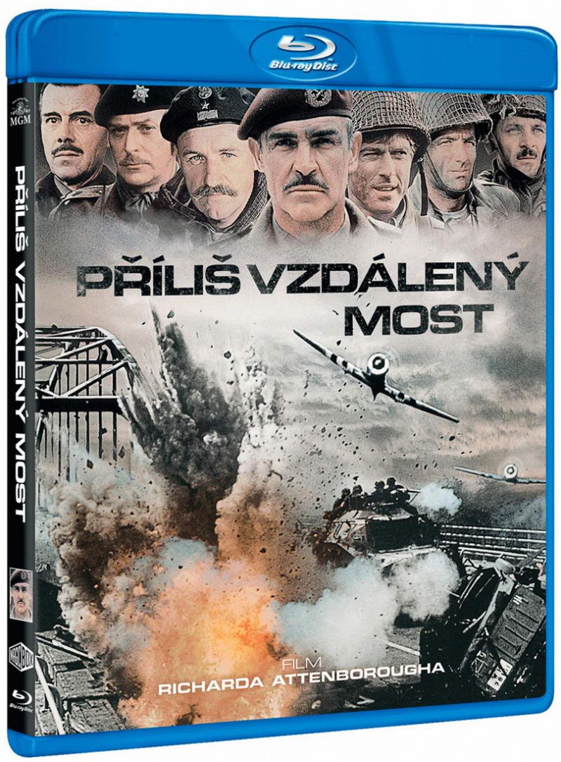 Příliš vzdálený most (Blu-ray)