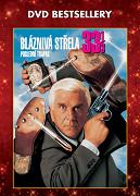 Bláznivá střela 33 a 1/3: Poslední trapas DVD - DVD bestsellery