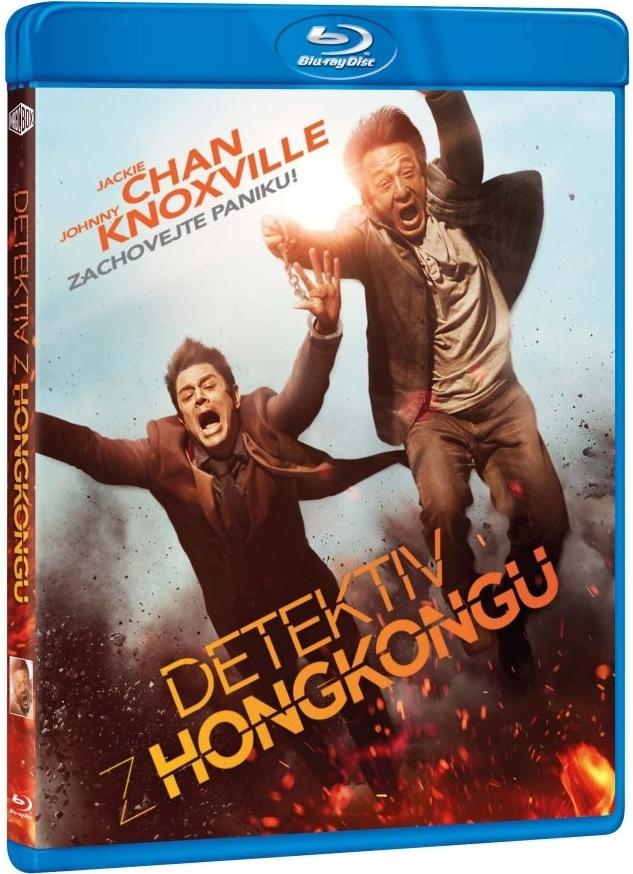 Detektiv z Hongkongu (Blu-ray)