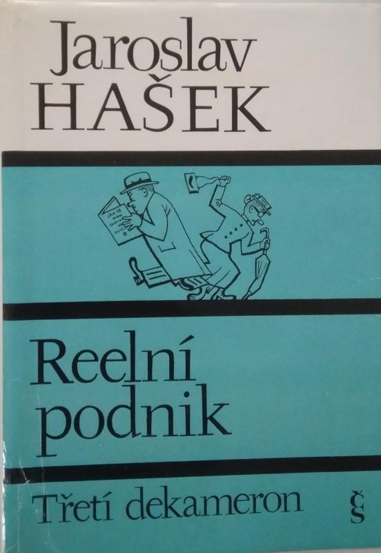 Reelní podnik - Jaroslav Hašek /bazarové zboží/
