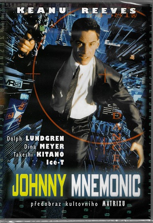 Johnny Mnemonic ( plast ) DVD