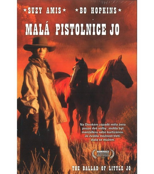 Malá pistolnice  Jo ( digipack ) DVD