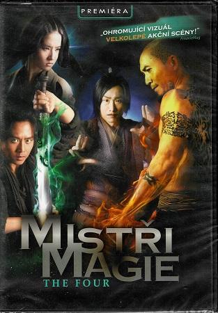 Mistři magie ( slim ) DVD