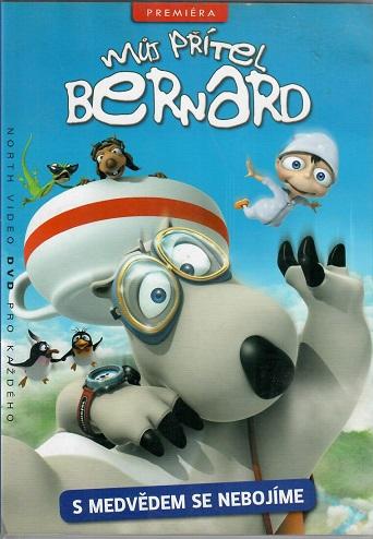 Můj přítel Bernard -  slim DVD