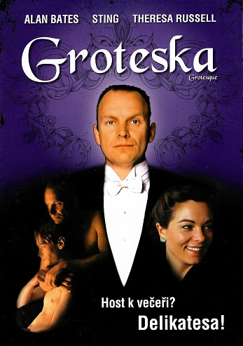 Groteska ( pošetka ) DVD