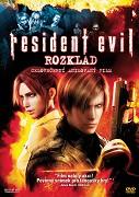 Resident evil - Rozklad - DVD plast