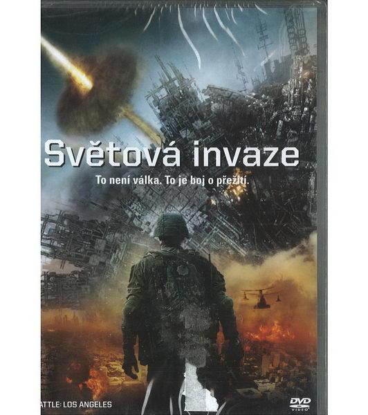 Světová invaze - DVD plast - bazarové zboží