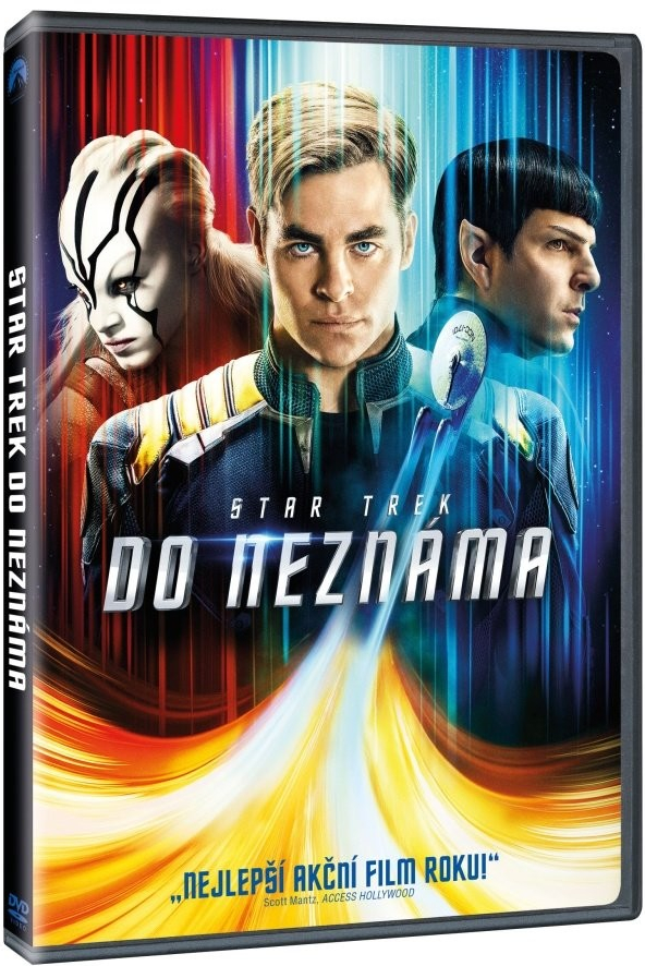 Star Trek: Do neznáma ( plast ) DVD