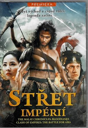 Střet impérií: Bitva o Asii ( slim ) DVD