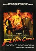 Flynn Carsen 2: Návrat do dolů krále Šalamouna - DVD plast