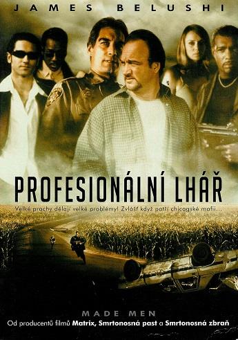 Profesionální lhář ( pošetka ) DVD