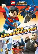 LEGO: Liga spravedlivých vs Legie zkázy - DVD plast  - bazarové zboží