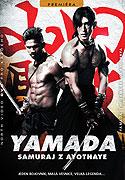 Yamada, samuraj z Ayothaye ( slim ) DVD
