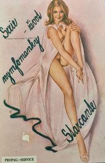 Sexie - život nymfomanky - Starcante /bazarové zboží/