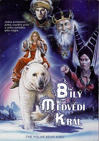 Bílý medvědí král - DVD pošetka
