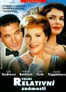 Velmi relativní známosti ( slim ) DVD