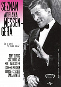 Seznam Adriana Messengera ( pošetka ) DVD