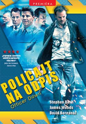 Policajt na odpis ( slim ) DVD